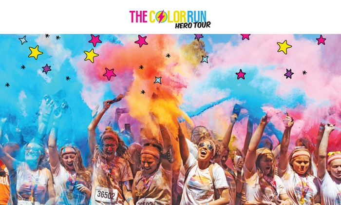 Hero Tour - The Color Run